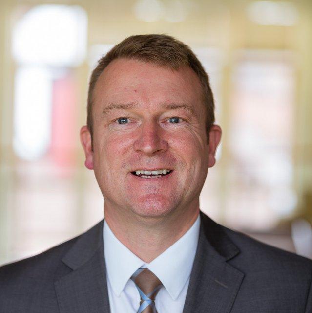 David Paveley, Regional Health & Safety Manager