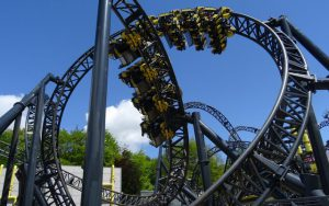 Alton Towers Re-opens The Smiler