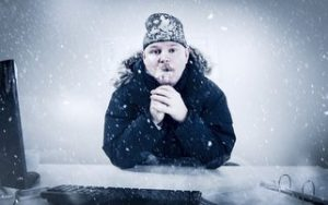 Cold Weather Advice for Employers