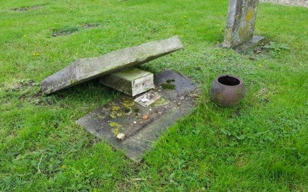 Grave Health & Safety error
