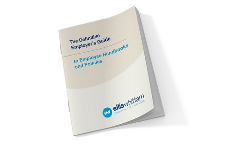 what should be in an employee handbook