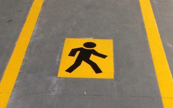 pedestrian separation