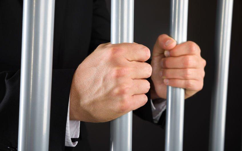 business leader imprisoned