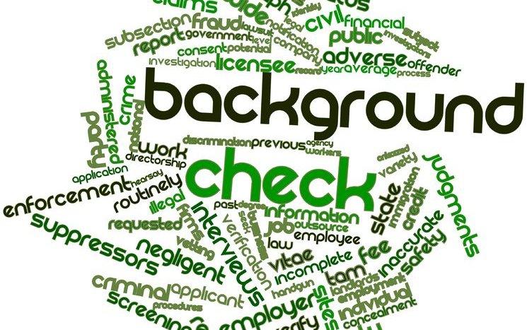 pre-employment checks criminal records checks