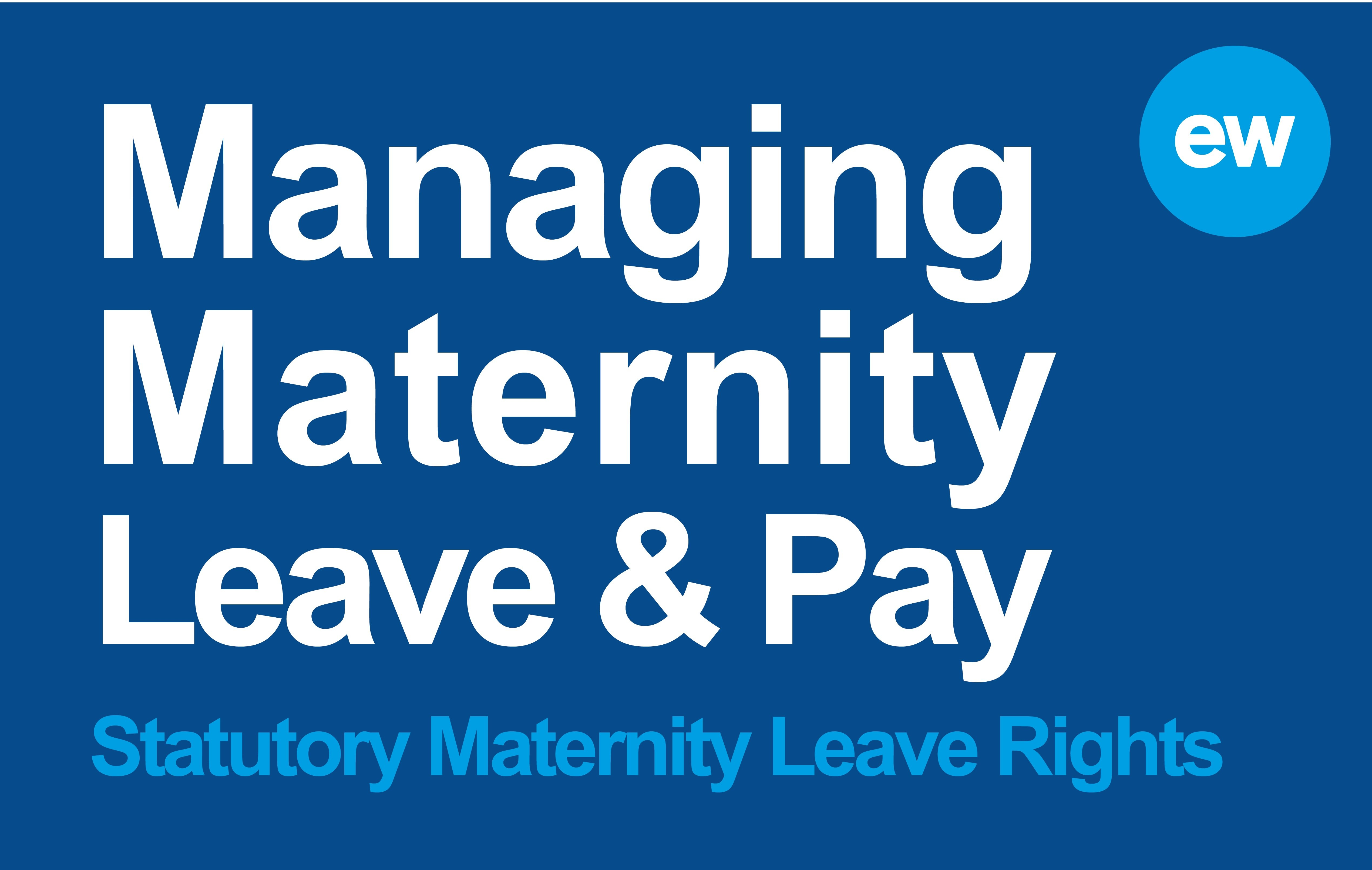 statutory maternity leave rights2