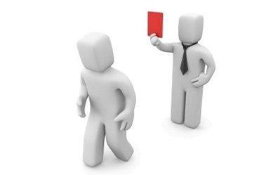 disciplining volunteer workers