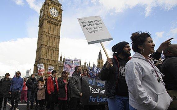 trade union act 2016