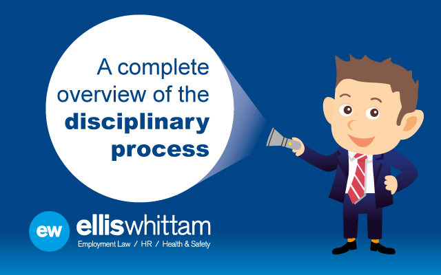 Overview of the disciplinary process