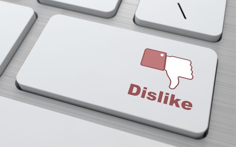rejecting candidates based on social media