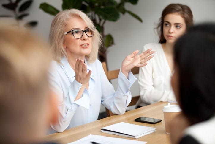Gross misconduct meeting