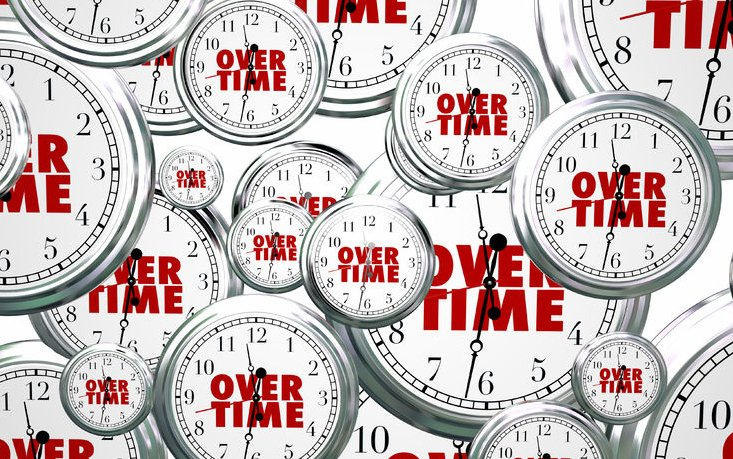 Can I make employees work overtime?