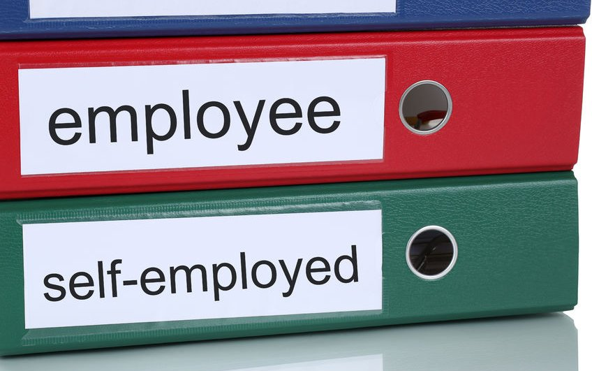 employment contract self employed