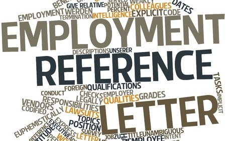 employment reference