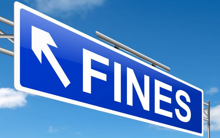 Health & safety fines