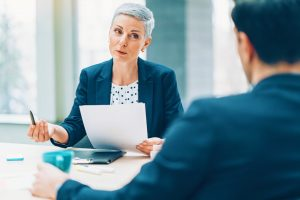 What happens if an employee resigns during the disciplinary process?