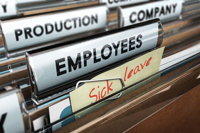 sick leave return to work