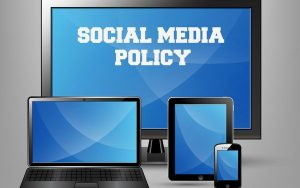 Dismissal for breaching social media policy