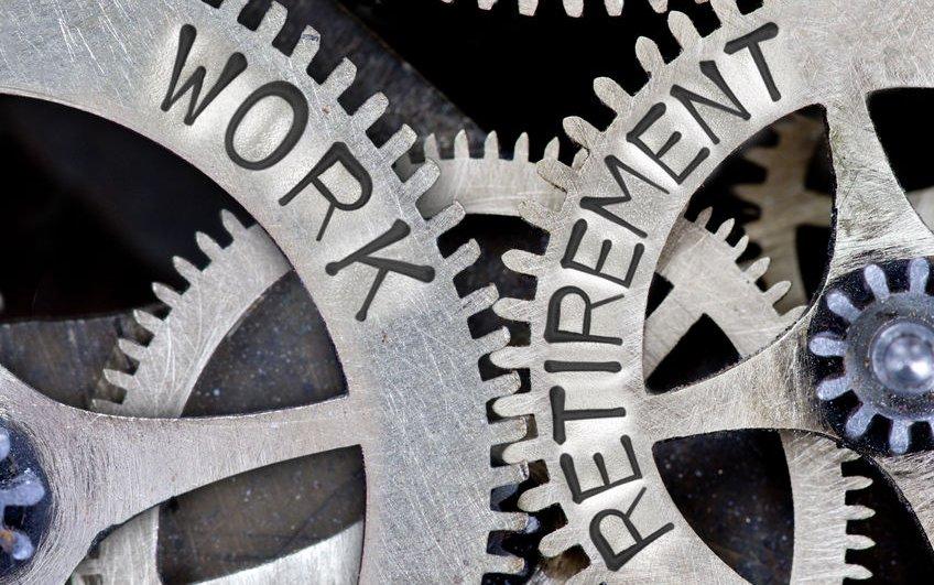 retirement pensions