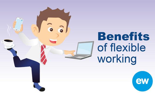 benefits of flexible working