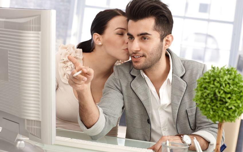 office workplace romance