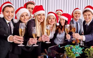 CHRISTMAS PARTY   8 ways to avoid a Tribunal