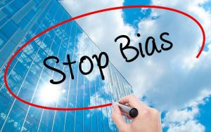 Stop unconscious bias when recruiting