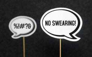 Swearing at work – no big deal?