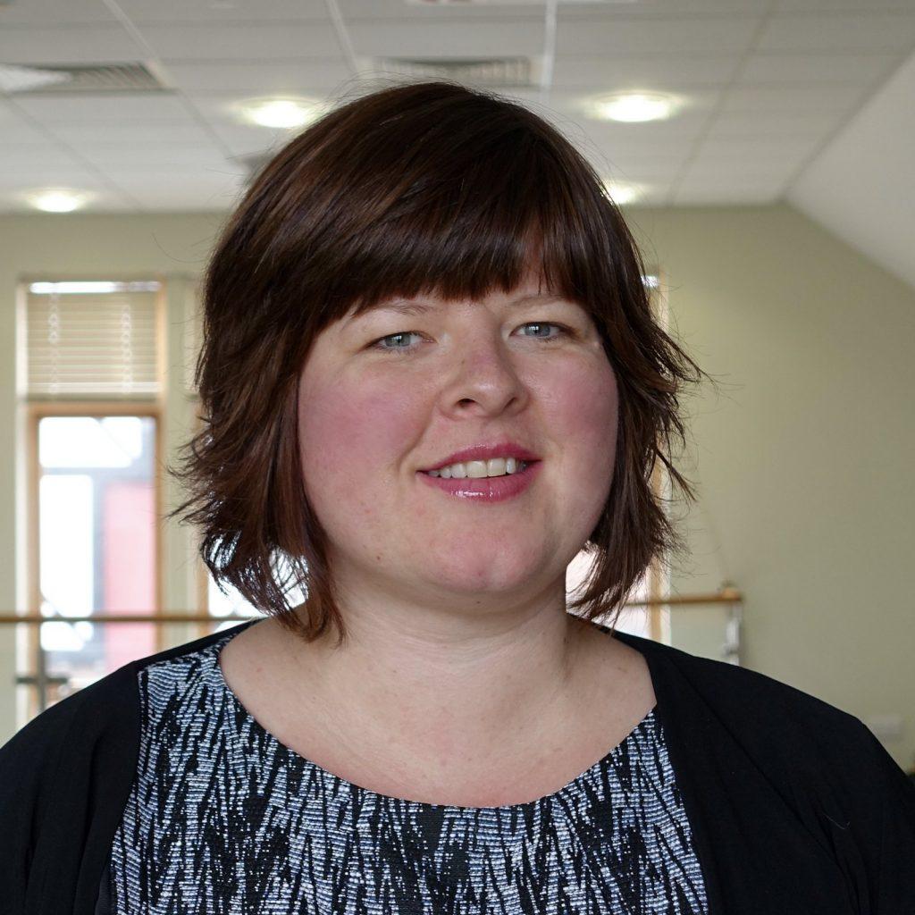 Head of HR, Victoria Pritchard