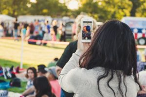 3-STEP GUIDE | Health and safety for outdoor events