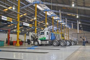 Workplace vehicles and falls risk | Company fined after employee falls from lorry