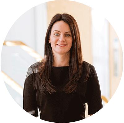 Laura Chalkley, Head of Team, Partnerships